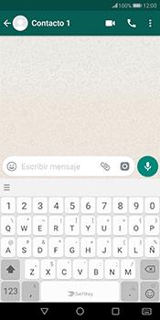 Usar WhatsApp - Huawei Mate 10 Pro - Passo 5