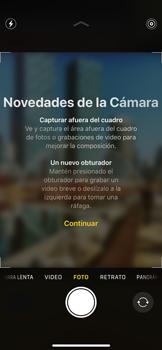 Opciones de la cámara - Apple iPhone 11 Pro - Passo 4