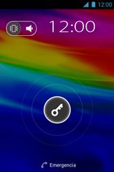Bloqueo de la pantalla - Motorola RAZR D1 XT914 - Passo 4