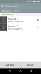 Envía fotos, videos y audio por mensaje de texto - HTC One A9 - Passo 7