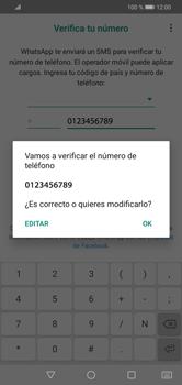 Configuración de Whatsapp - Huawei Y7 2019 - Passo 6