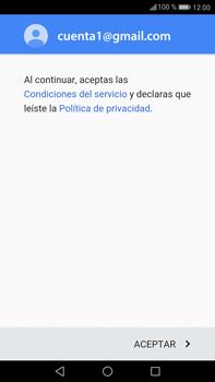 Configura tu correo electrónico - Huawei Mate 9 - Passo 13