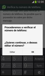 Configuración de Whatsapp - Samsung Galaxy Trend Plus S7580 - Passo 6