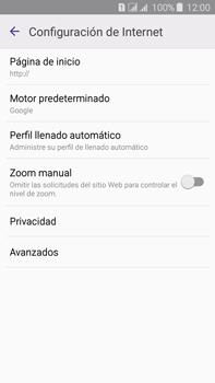 Configura el Internet - Samsung Galaxy J7 - J700 - Passo 27