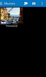 Transferir fotos vía Bluetooth - Samsung Galaxy Core 2 - G355 - Passo 4