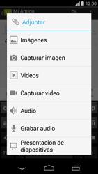 Envía fotos, videos y audio por mensaje de texto - Motorola Moto G - Passo 11