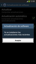 Actualiza el software del equipo - Samsung Galaxy Zoom S4 - C105 - Passo 10