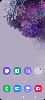 Tomar una captura de pantalla - Samsung Galaxy S20 - Passo 4