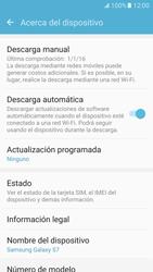 Actualiza el software del equipo - Samsung Galaxy S7 - G930 - Passo 6