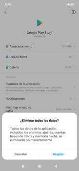 Limpieza de aplicación - Xiaomi Redmi Note 7 - Passo 8