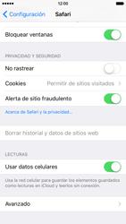 Limpieza de explorador - Apple iPhone 6 - Passo 6