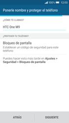 Activa el equipo - HTC One M9 - Passo 18