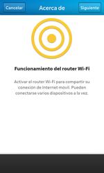 Configura el hotspot móvil - BlackBerry Z10 - Passo 5
