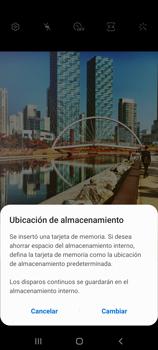 Modo profesional - Samsung Galaxy A51 - Passo 4