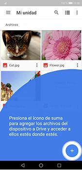 Descargar contenido de la nube - Huawei P20 Pro - Passo 5