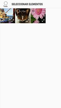 Transferir fotos vía Bluetooth - Samsung Galaxy J7 Prime - Passo 8