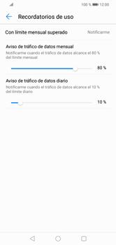 Desactivación límite de datos móviles - Huawei Y7 2019 - Passo 9