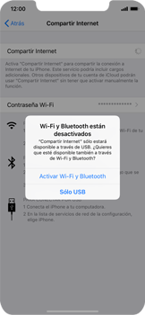 Configura el hotspot móvil - Apple iPhone XS Max - Passo 7