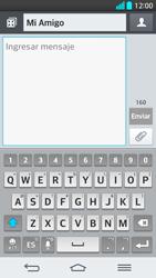Envía fotos, videos y audio por mensaje de texto - LG G2 - Passo 8