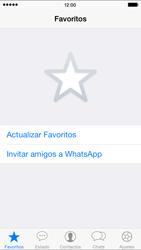 Configuración de Whatsapp - Apple iPhone 6 Plus - Passo 14