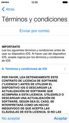 Activa el equipo - Apple iPhone 5c - Passo 13