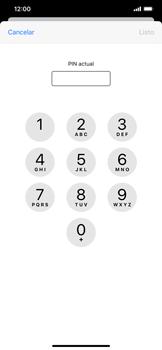 Cómo cambiar el código PIN de la SIM - Apple iPhone 11 - Passo 5