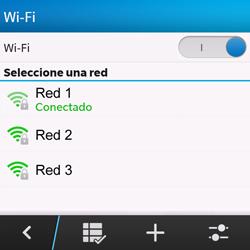 Configura el WiFi - BlackBerry Q10 SQN100 – 1 - Passo 9