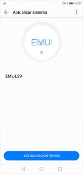 Actualiza el software del equipo - Huawei P20 - Passo 7