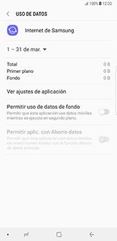 Minimizar el consumo de datos del navegador - Samsung Galaxy Note 8 - Passo 7