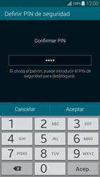 Desbloqueo del equipo por medio del patrón - Samsung Galaxy Alpha - G850 - Passo 14