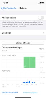 Modo de ahorro de batería - Apple iPhone XS - Passo 3