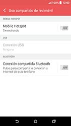 Comparte la conexión de datos con una PC - HTC Desire 530 - Passo 6