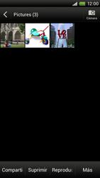 Transferir fotos vía Bluetooth - HTC ONE X  Endeavor - Passo 5