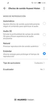 Cómo habilitar el Huawei Histen - Huawei P40 Lite - Passo 10