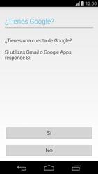 Activa el equipo - Motorola Moto X (2a Gen) - Passo 7