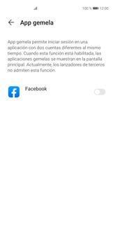 Cómo usar la App Gemela - Huawei P40 - Passo 4