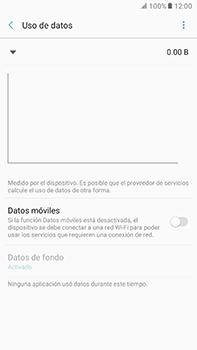 Desactiva tu conexión de datos - Samsung Galaxy A7 2017 - A720 - Passo 6