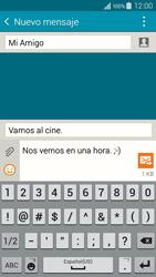 Envía fotos, videos y audio por mensaje de texto - Samsung Galaxy A3 - A300M - Passo 13