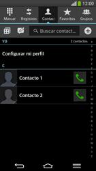 ¿Tu equipo puede copiar contactos a la SIM card? - LG G Flex - Passo 4