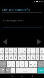 Crea una cuenta - Huawei Ascend Mate 7 - Passo 8
