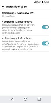 Actualiza el software del equipo - LG Q6 - Passo 9