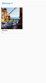 Envía fotos, videos y audio por mensaje de texto - Samsung Galaxy Note 5 - N920 - Passo 20