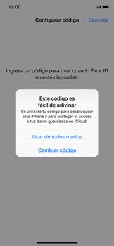Cómo configurar el Face ID - Apple iPhone XS - Passo 11