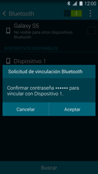 Conecta con otro dispositivo Bluetooth - Samsung Galaxy S5 - G900F - Passo 7