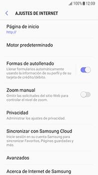 Configura el Internet - Samsung Galaxy J7 Prime - Passo 25