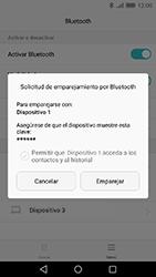 Conecta con otro dispositivo Bluetooth - Huawei Cam Y6 II - Passo 6