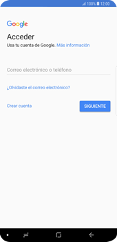 Configura tu correo electrónico - Samsung Galaxy Note 9 - Passo 10
