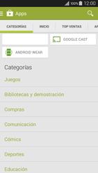 Instala las aplicaciones - Samsung Galaxy A3 - A300M - Passo 6