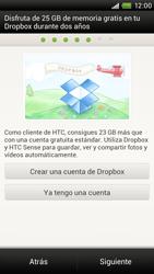 Activa el equipo - HTC ONE X  Endeavor - Passo 12