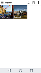 Transferir fotos vía Bluetooth - LG G5 SE - Passo 3